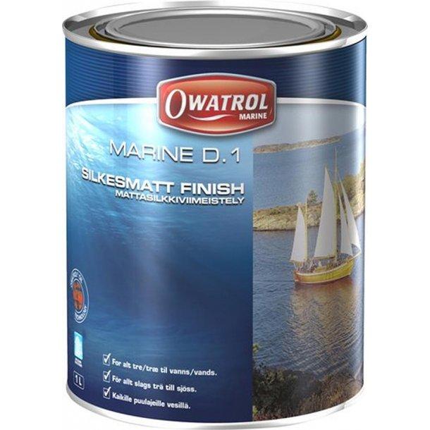 Owatrol D1 olie l ltr.