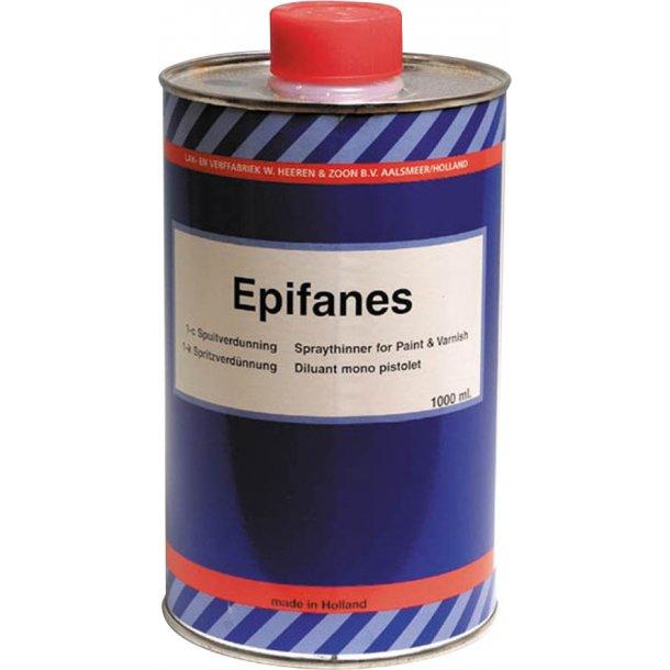 Epifanes sprøjte fortynder 1 ltr.