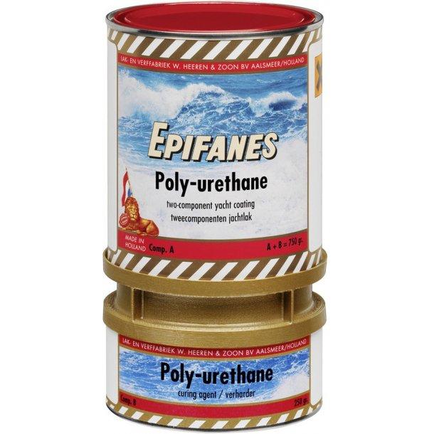 Epifanes Polyurethane havblå 750ml