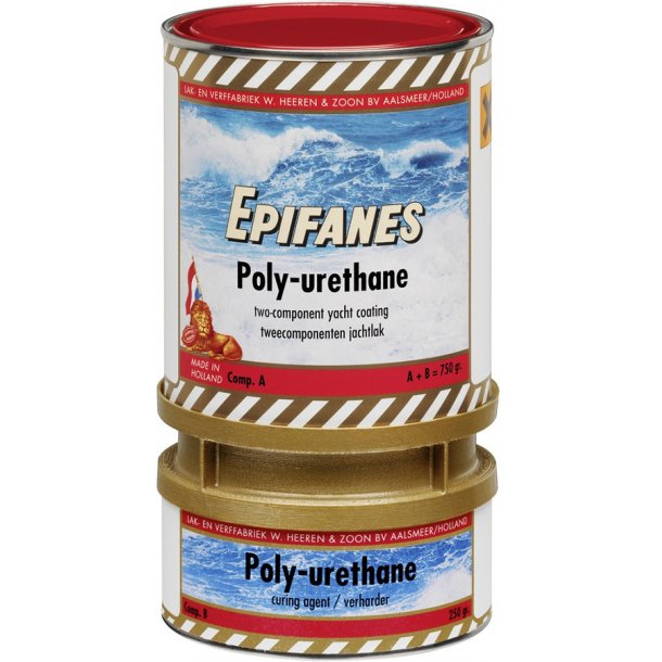 Epifanes Polyurethane elfenben 750ml