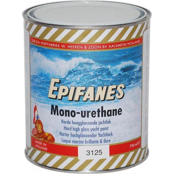 Epifanes Mono emalje 750ml rød