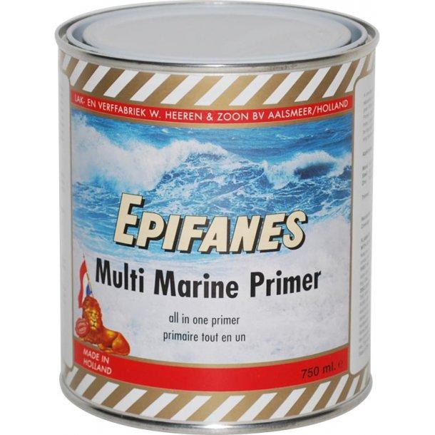 Epifanes multi primer 750ml grå