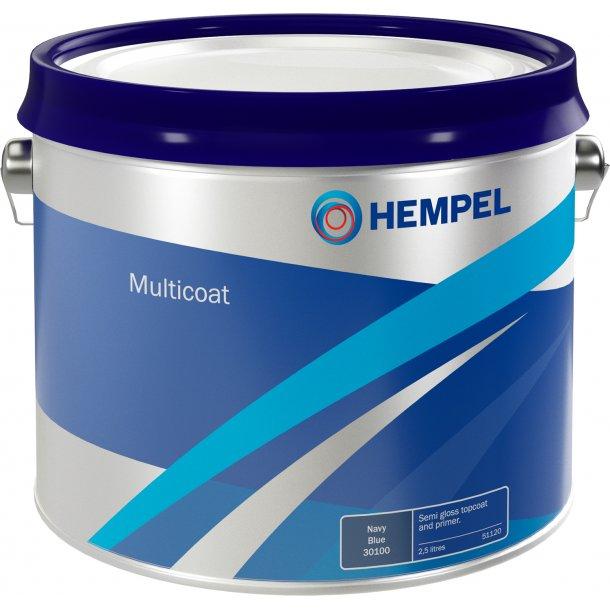 Multicoat (Farvolin) blå 30100 2.5 ltr.