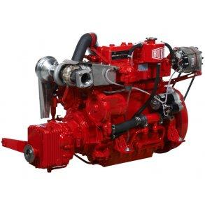 BUKH marine dieselmotor