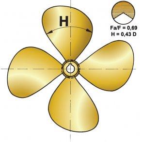 VETUS propeller